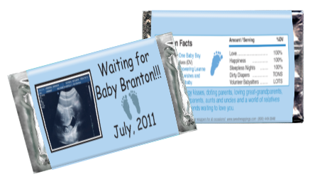 Waiting for baby bar