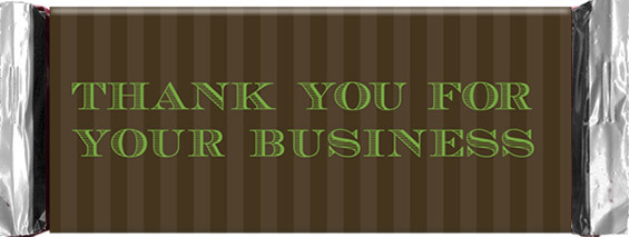 Newsw0052businessthankyouwrapper newmod front brown