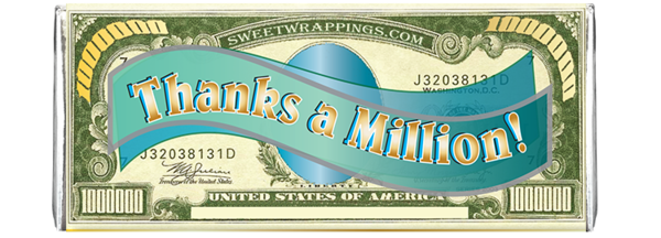 Newswmillion thanksamill front silver